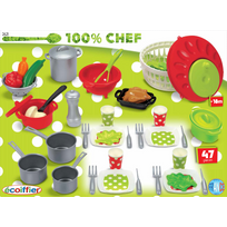 ECOIFFIER - Coffret cooking - 2621