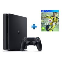 Nouvelle PS4 1 To + Fifa 17