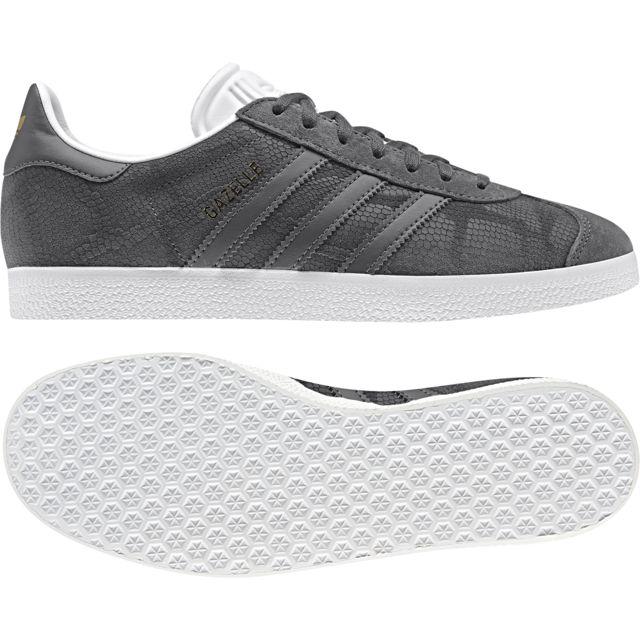 Adidas Chaussures femme Gazelle pas cher Achat Vente