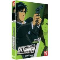 Kazé Animation - City Hunter - Nicky Larson - Box 3/4