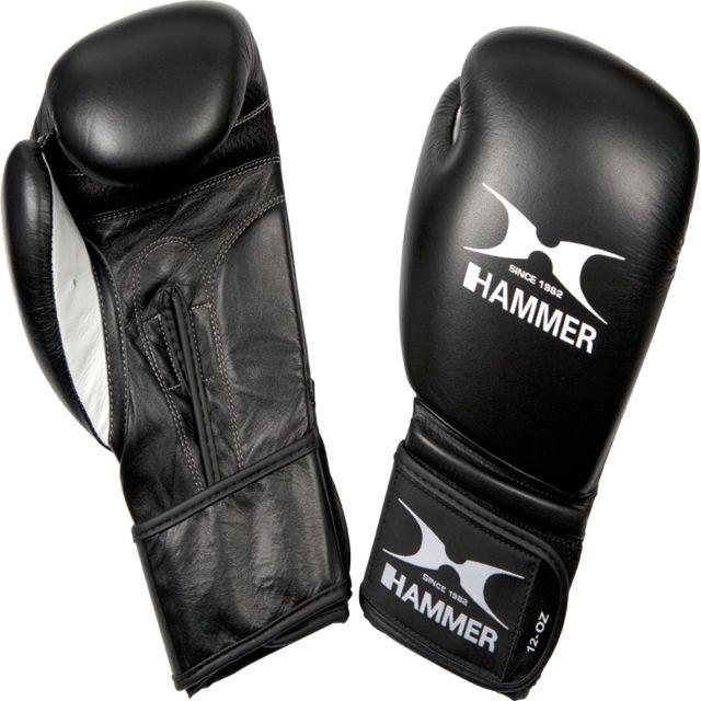 more photos 3d611 1e131 Hammer Boxing - Gants de boxe Premium Fitness, 8 Oz 94808