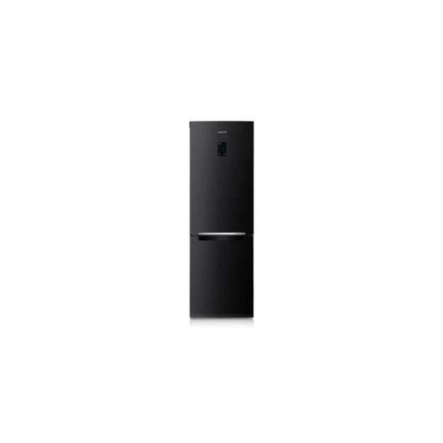 Samsung RB31FERNDBC Refrigerateur Combine - 310L - Froid ventile integral - 1850x668x595 mm - A+ - Noir brillant