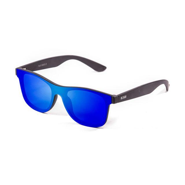 a312ac5b2001df Buzzao - Lunettes de soleil bleu Ocean Sunglasses - Messina - pas ...
