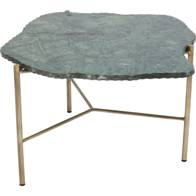 Karedesign Table basse Piedra verte 76x72cm Kare Design