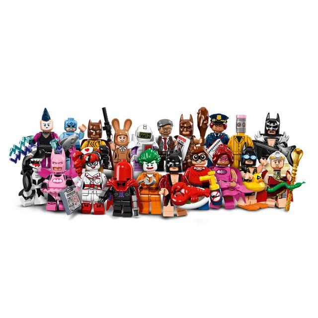 Lego - 71017 : Minifigures Série The ® Batman Movie Tm
