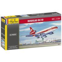 Heller - Maquette avion : Douglas Dc 10
