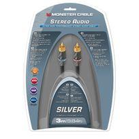 Monster - Câble Stereo Audio 400i Ultra High Performance - 3m