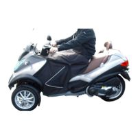 Bagster - Tablier scooter Boomerang 7578CB, Piaggio Mp3 14