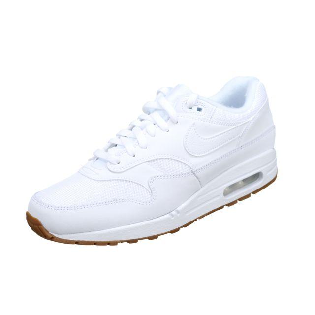 chaussures de sport e26da c06ae Air Max 1 Ah8145 - 109 Blanc