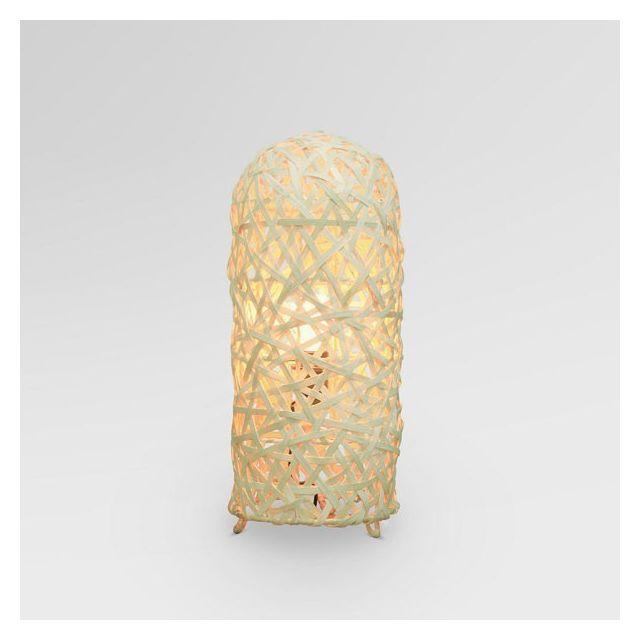 Marque Generique - Lampe d ambiance osier naturelle cocon - Lampes et Suspensions, Plafonnier décoration originale maison Multi - 0cm x 0cm x 0cm