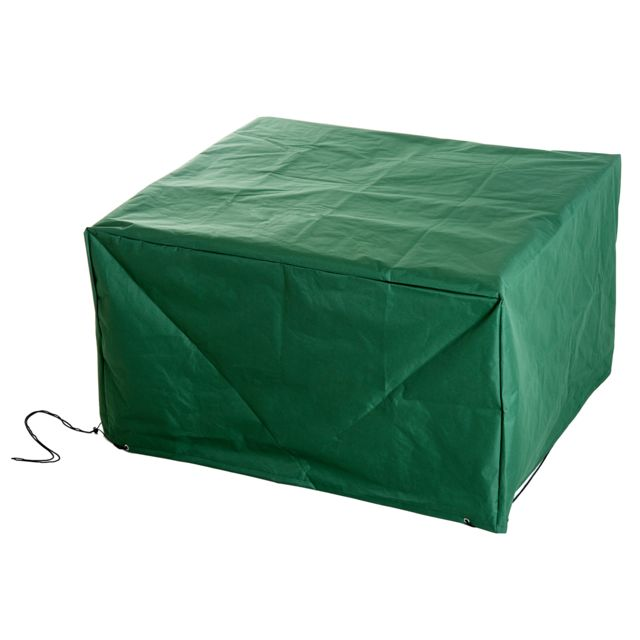 homcom housse de protection etanche pour meuble salon de. Black Bedroom Furniture Sets. Home Design Ideas