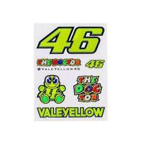 Vr 46 - Stickers Small Multicolor Vr46