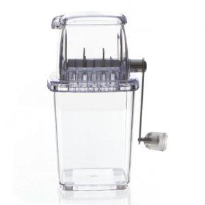 broyeur glace machine glace pil e transparent pas cher achat vente cuill re. Black Bedroom Furniture Sets. Home Design Ideas
