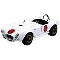 Auto World - Awss104 - VÉHICULE Miniature - ModÈLE À L'ÉCHELLE - Shelby Cobra 427 Racing - Elvis Presley - Echelle 1/18