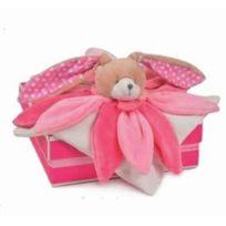 Doudou Et Compagnie - Doudou collector - lapin rose