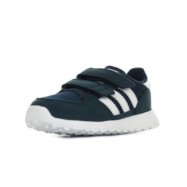 Adidas Forest Grove Cf I pas cher Achat Vente Baskets