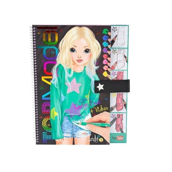Top Model - Topmodel Special Design Book
