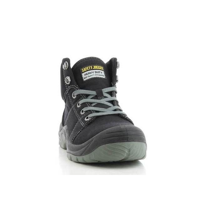 100% authentique 8b43c 7549b Chaussures de sécurité homme ultra legere Desert noir S1P Src