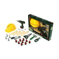 Theo Klein - Set d'outils Bosch : Visseuse et casque