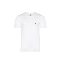 Ralph Lauren - T-shirt Blancr Col Rond Taille L
