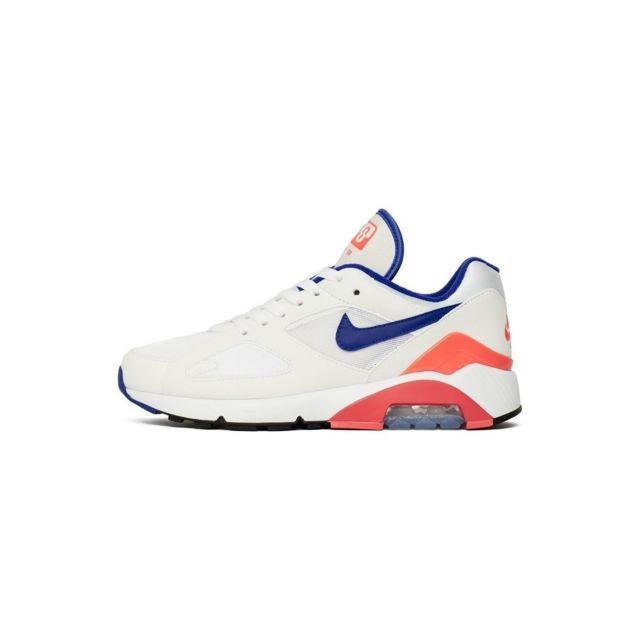 Chaussures Nike Air Max 180 Orange Orange Achat Vente