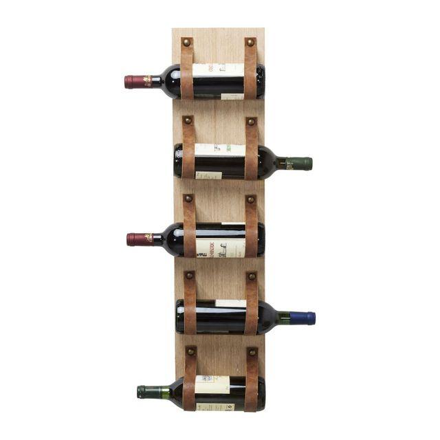 Karedesign Porte-bouteilles Wall Flap Cinque Kare Design