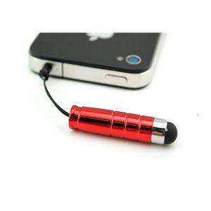 Lapinette - Mini Stylet Ecran Tactile Pour Blackberry Passport - Rouge