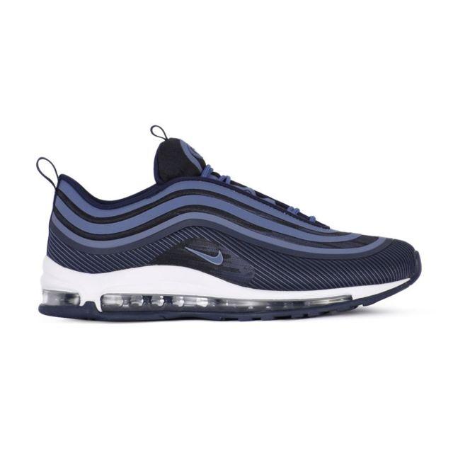 chaussures de sport bc04b 0f74a Nike - Air Max 97 Plus Bleu marine - pas cher Achat / Vente ...