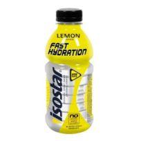 Isostar - Boisson isotonique Fast Hydration saveur citron 500ml