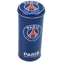 Paris Saint Germain - Boite à sucre ou Café métal Psg