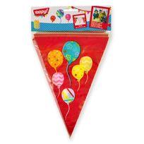 Yoopy - Guirlande 9 fanions Ballons