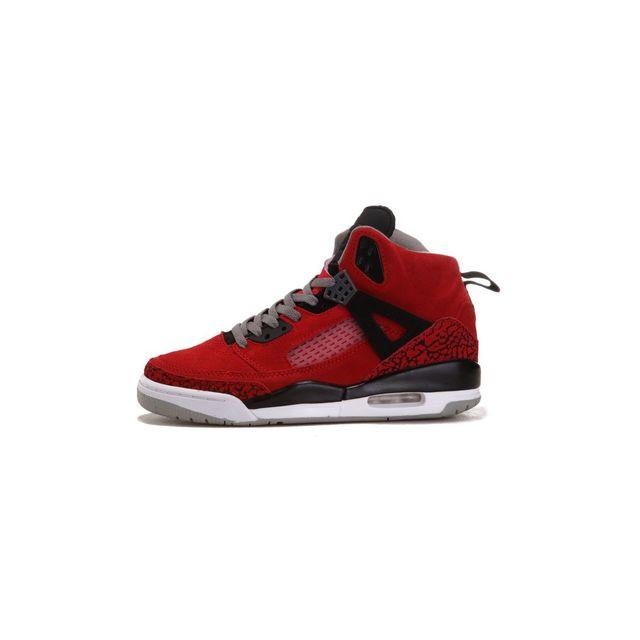 14baf02f7c5 Nike - Basket Jordan Spizike - 315371-601 - pas cher Achat   Vente Baskets  homme - RueDuCommerce
