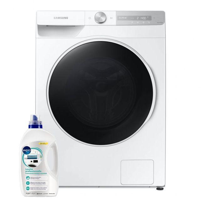 Samsung Lave-linge frontal 10.5kg A+++ 1400trs/min EcoBubble Machine à laver hublot