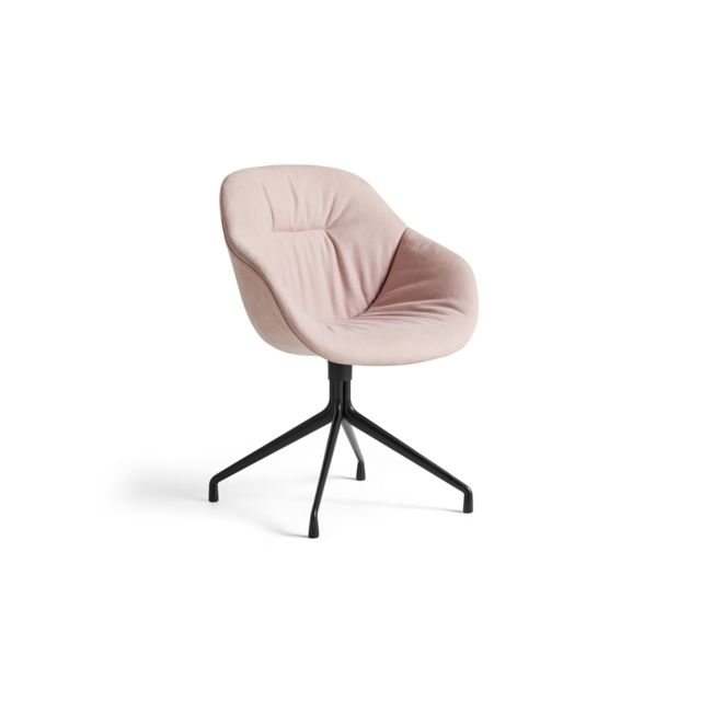 Hay About A Chair Aac 121 Soft - noir - Kvadrat Linara 415