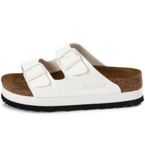 Chaussures Birkenstock 32 blanches fille 7GvahZk