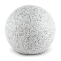 Lightcraft - Shinestone Xl Lampe de jardin ronde 50cm Style pierre