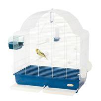 MARCHIORO - Cage à oiseaux spyros 62 cm bleu