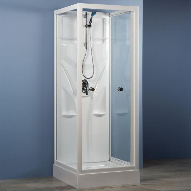 cabine de douche 66 cm