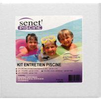 senet' piscine - Kit d'entretien Piscine