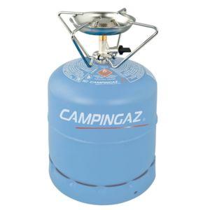 Campingaz r chaud gaz 1 feux r pas cher achat vente barbecues gaz rueducommerce - Rechaud gaz carrefour ...
