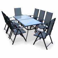 Grande table de jardin - catalogue 2019 - [RueDuCommerce - Carrefour]