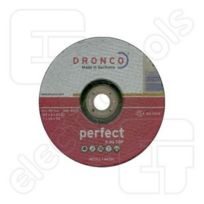 Dronco - A 30 T-bf Perfect - 125 x 6.0 x 22.2mm Metal Grinding Disc