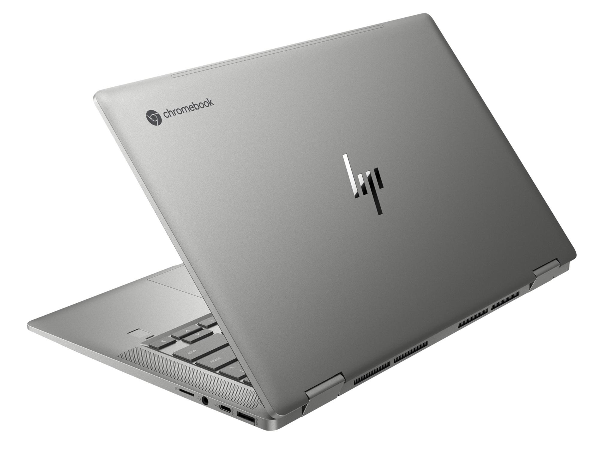 Chromebook x360 14c-ca0003nf - Argent Foncé