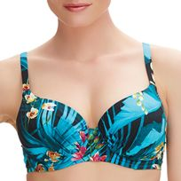 Fantasie - Haut de maillot avec armature Seychelles azure