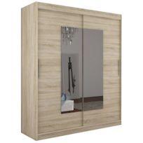 armoire porte coulissante hauteur 180 cm achat armoire porte coulissante hauteur 180 cm pas. Black Bedroom Furniture Sets. Home Design Ideas