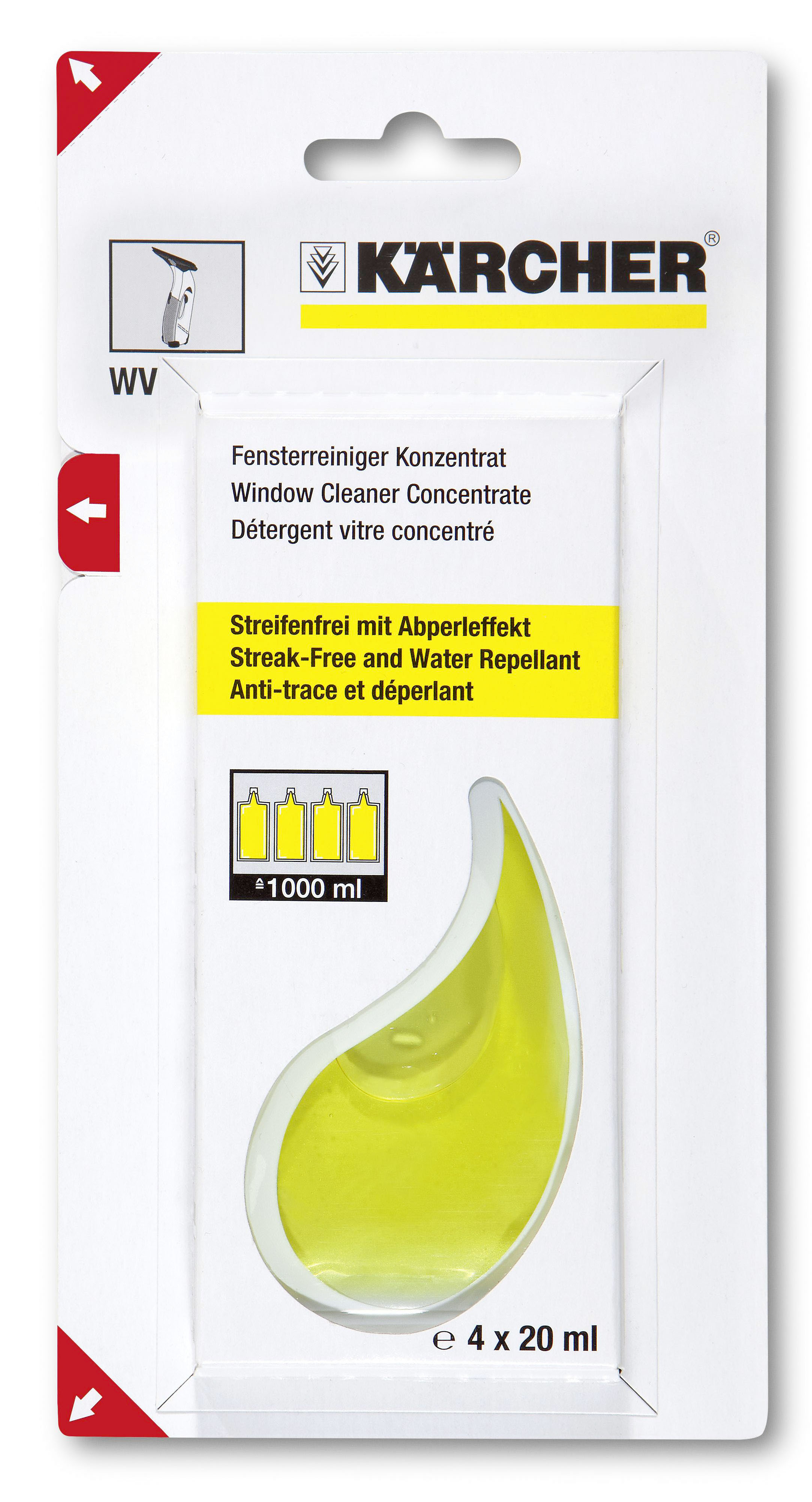 Nettoyant vitres - 6.295-302.0