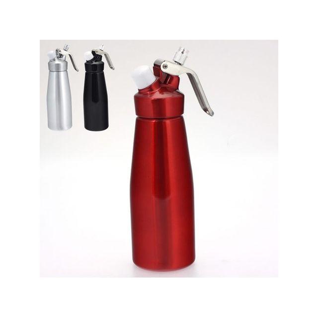 Easymake Siphon chantilly Aluminium chaud/froid 500 ml - 2ème génération