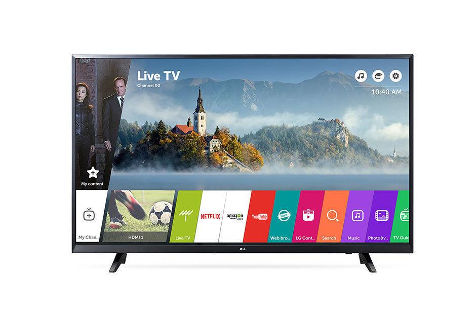 TV LED 65'' - 65UJ620V