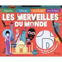 Grenouille - Les merveilles du monde