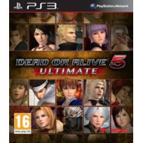 Playstation 3 - Dead Or Alive 5 Ultimate
